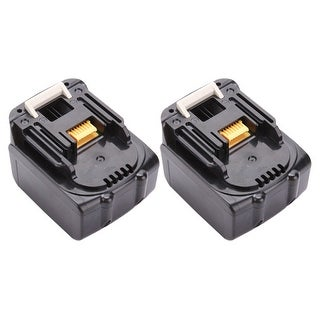 Replacement Battery for Makita BL1830 (2-Pack) Replacement Battery