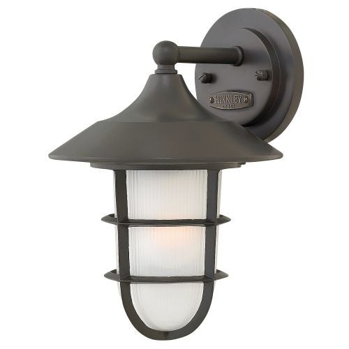 Hinkley Lighting 2410 1 Light Outdoor Wall Sconce From the Marina Collection