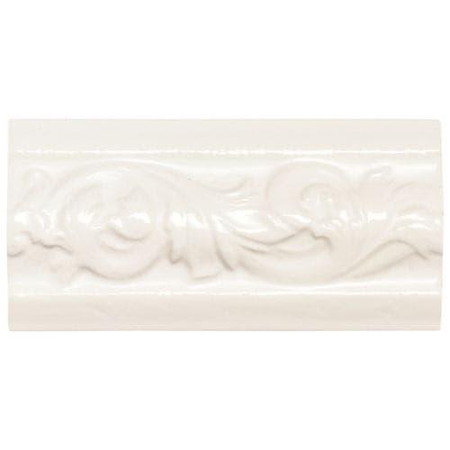 Daltile K136decoap Rittenhouse Square 6 X 3 Decorative Accent Tile