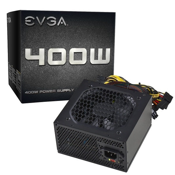 Evga 100-N1-0400-L1 400 N1, 400W, 2 Year Warranty, Power Supply