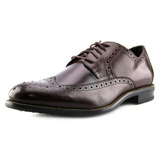 Stacy Adams Garrison Wingtip Toe Leather Oxford