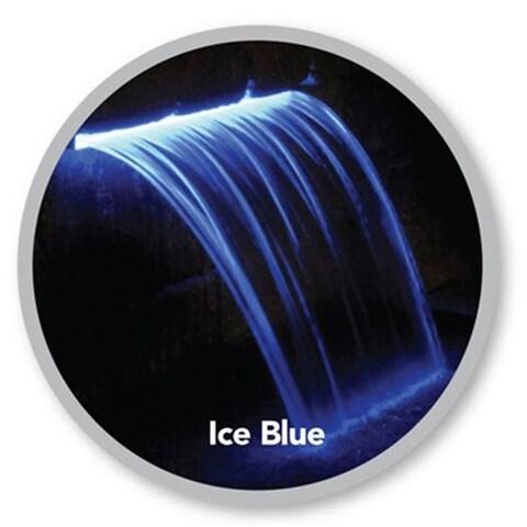 Atlantic Water Gardens CF36B Colorfalls 36 in. - Ice Blue