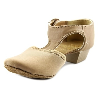 Dance Class By Trimfoot Company Venus II Round Toe Leather Dance