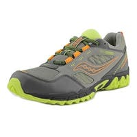 Saucony Excursion Boy Gry/Orng Athletic Shoes