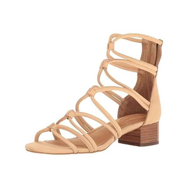 Corso Como Womens Jenkins Heels Strappy Open Toe