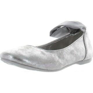 Primigi Girls Ginni Dress Flats With Ankle Strap