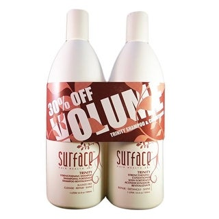 Surface Trinity Strengthening Shampoo & Conditioner 33.8oz Combo Pack