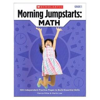 Morning Jumpstarts Math Gr 1