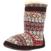 Woolrich Womens Whitecap Knit Boot ,  Kendall Creek, 8