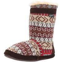 Woolrich Womens Whitecap Knit Boot ,  Kendall Creek, 9