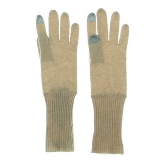 Magaschoni Womens Everyday Gloves Cashmere Tech - o/s