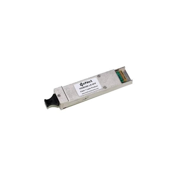 ENET XFP-10GE-LR-ENC Juniper Compatible XFP-10GE-LR 10GBASE-LR XFP 1310nm 10km DOM Duplex LC SMF 100% Tested Lifetime warranty