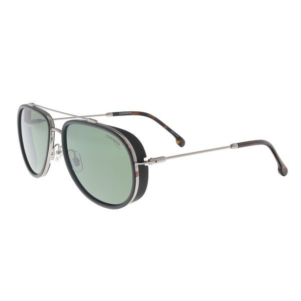 a1b60ee399 Shop Carrera CARRERA 166 S 6LB Ruthenium Aviator Sunglasses - 59-18 ...