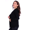 Simply Ravishing Women's Basic Long Sleeve Open Cardigan (Size: Small-5X) - Thumbnail 4
