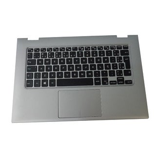 Dell Inspiron 13 (7347) (7348) Laptop Palmrest Keyboard & Touchpad - EU Version