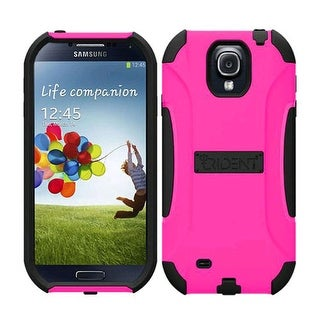 Trident Aegis Series Protective Case for Samsung Galaxy S4/GT-I9500 - Pink