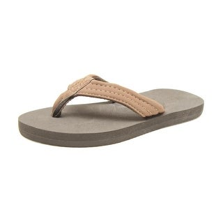 Rainbow 101 Open Toe Synthetic Flip Flop Sandal