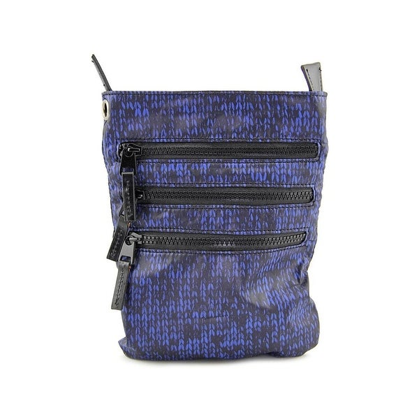 Shiraleah Colorado Zip Crossbody Women Nylon Blue Messenger