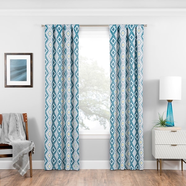 Eclipse Morrow Blackout Window Curtain Panel - N/A. Opens flyout.