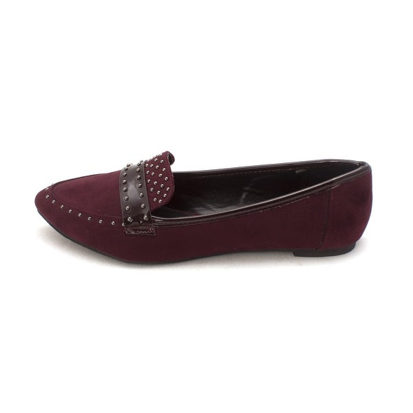 Report Womens Bellamy Closed Toe Loafers