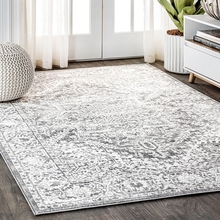 Link to Modern Persian Vintage Medallion Area Rug Similar Items in Farmhouse Rugs