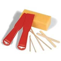 Mosaic Adhesive & Grout Applicator Set-