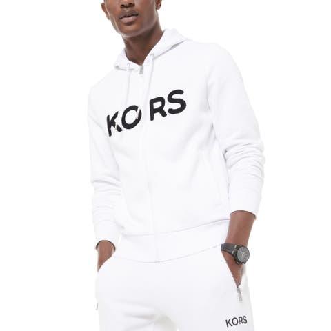 Michael Kors Mens Hoodie Sweatshirt Fitness