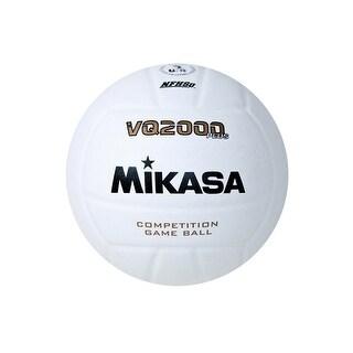 Mikasa VQ 2000 NFHS Volleyball, White