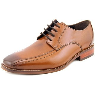 Florsheim Castellano Bike Ox Men Round Toe Leather Brown Oxford