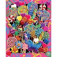 Lollipop Bouquet 550 Piece Puzzle