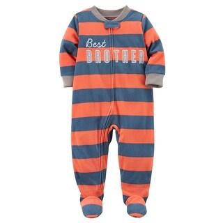 Carter's Baby Boys' 1 Pc Fleece 327g106, 12 Months