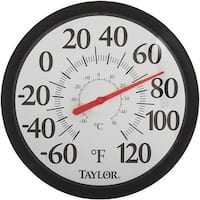 Taylor Precision Ez Read Dial Thermometer 6700N Unit: EACH