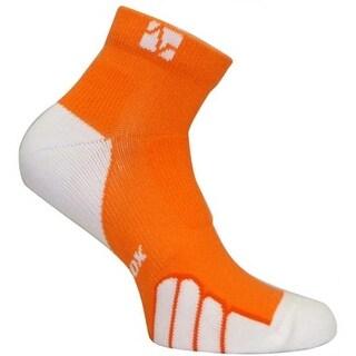 VT 1010T Tennis Color On Court Ped Drystat Compression Socks,