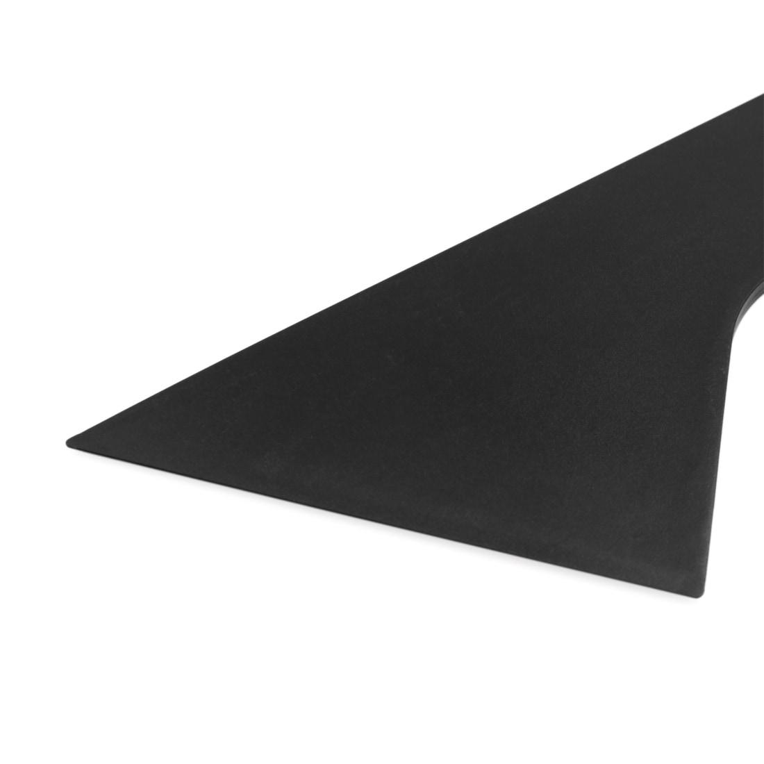Windscreen Ice Scraper Red And Black Flexible