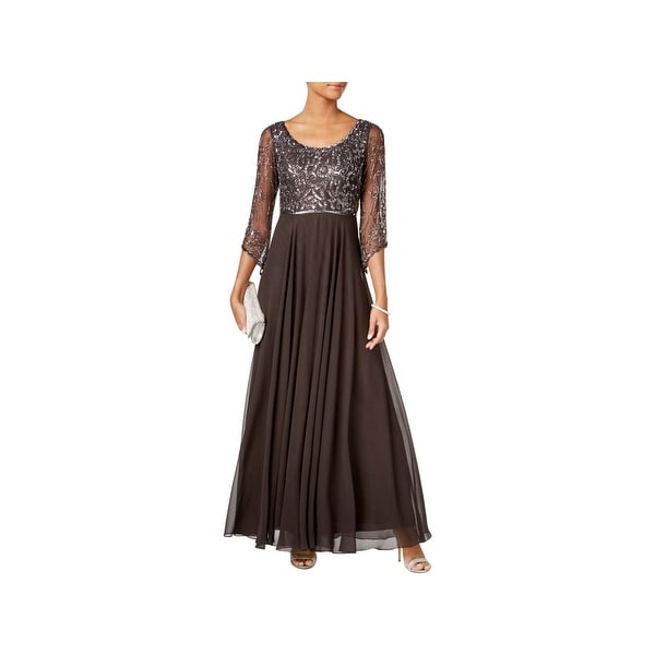 Shop J Kara Womens Evening Dress Formal Event - 10 - Free Shipping ...