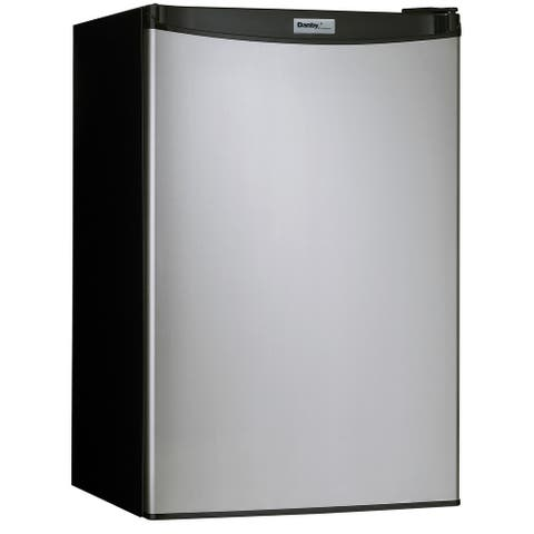 """Danby DCR044A2 21"""" Wide 4.4 Cu. Ft. Energy Star Free Standing Compact"""