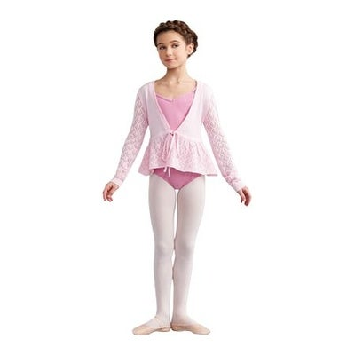 68cfc0019c17d Shop Capezio Girl's Drawstring Empire Sweater S - Free Shipping On Orders  Over $45 - Overstock - 18820571