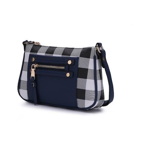 MKF Collection Essie Crossbody Bag by Mia K.