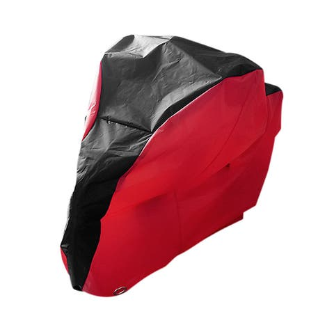 Waterproof Rain UV Dust Resistant Protective Cover for Bike Bicycle - Red