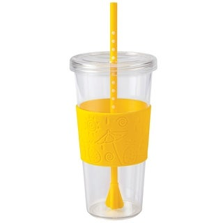 Copco 2510-0178 Sierra 24-Ounce On The Beach Pineapple Cold Tumbler
