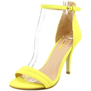 Glaze Willow 2 Open-Toe Synthetic Heels