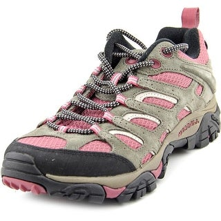 Merrell Moab Ventilator Round Toe Synthetic Hiking Shoe