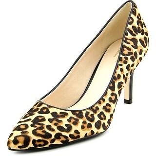 Cole Haan Juliana Pump 75 Women Pointed Toe Suede Multi Color Heels