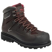 Avenger Men's A7560 Rugged Outdoor Boot Brown Full Grain Leather