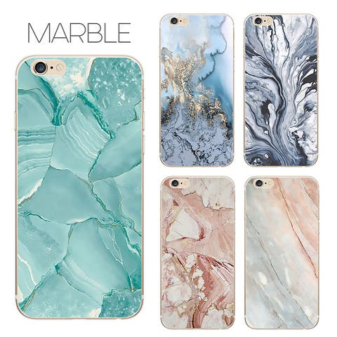 3b561f49c2d662 Unique Marble Design Anti-Scratch & Fingerprint Shock Proof Thin TPU Case  iPhone 6/