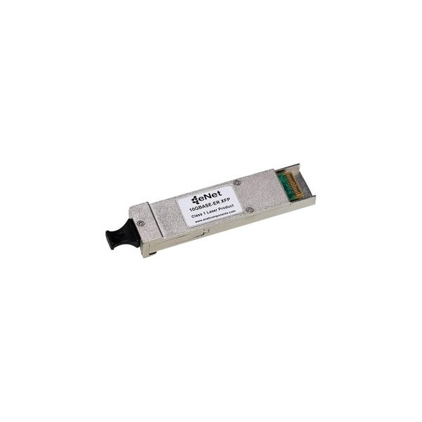 ENET GP-XFP-1E-ENC Force 10 Compatible GP-XFP-1E 10GBASE-ER XFP 1550nm 40km DOM Duplex LC SMF 100% Tested Lifetime Warranty and