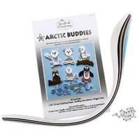 Arctic Buddies - Quilling Kit