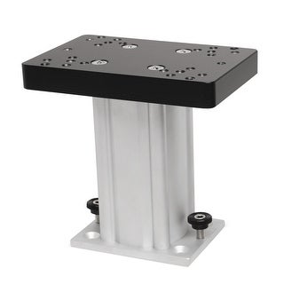 Cannon aluminum fixed base pedestal mount 6