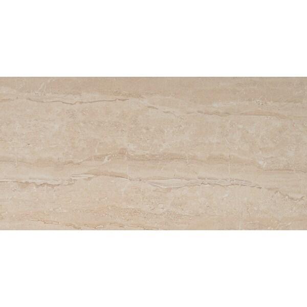 "MSI NDUN1632 Dunes - 32"" x 16"" Rectangle Floor Tile - Matte Visual - Sold by Carton (10.668 SF/Carton) - Beige"