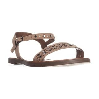 b7e20645c0c Quick View. Option 46199521. Option 44315623. Option 44325248.  28.44 -   32.00. Material Girl Womens Delany Open Toe Casual Ankle Strap Sandals